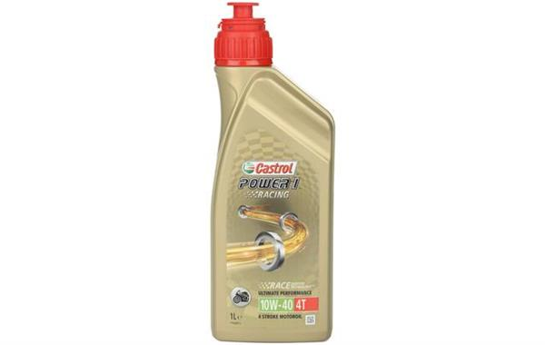OLIO CASTROL POWER 1 RACING 4T 10W-40 1L
