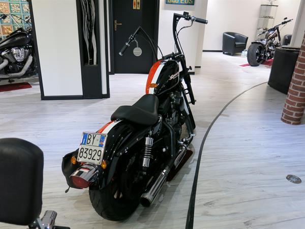 Harley Davidson 883 Limited Edition