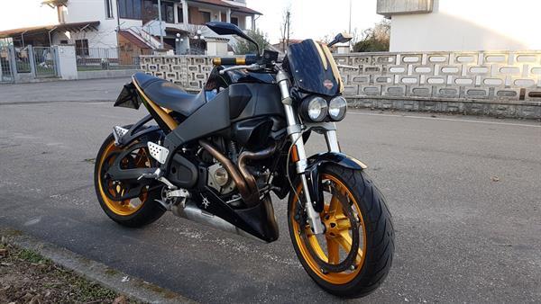 Buell Lightning Xb12 S