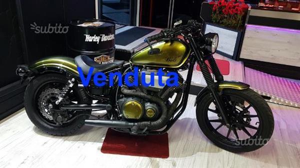 Yamaha Special Xv 950 Bolt