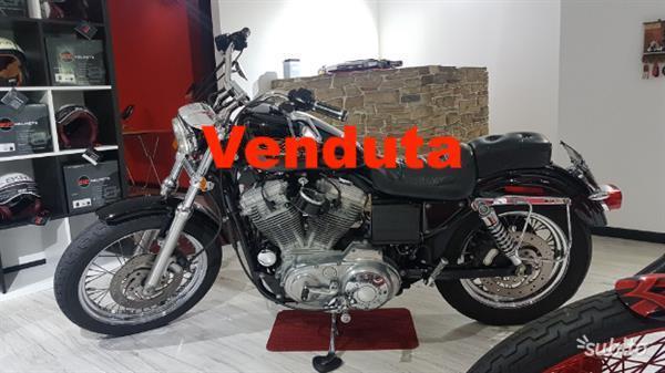 Harley-Davidson Sportster Xl 883H- Hugger