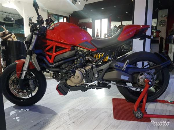 Ducati Monster 1200 Abs rosso