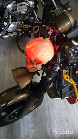 Yamaha Vmax 1200 Ghost Mugen Power