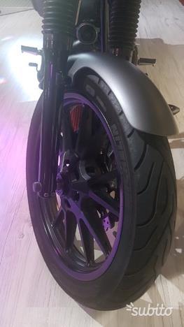 Yamaha Xv 950 Cu Racer Abs Military