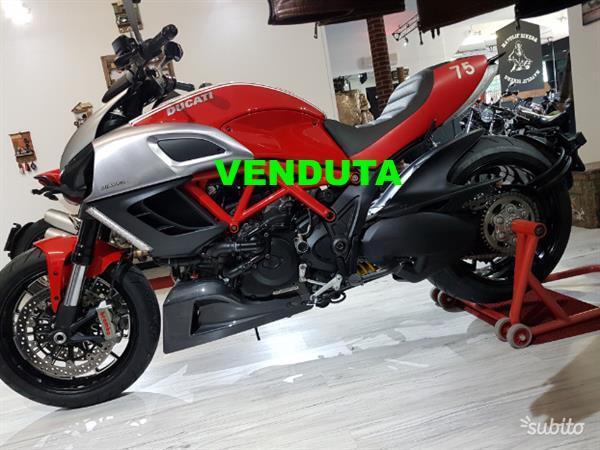 Ducati Diavel 1200 Abs Special Termignoni