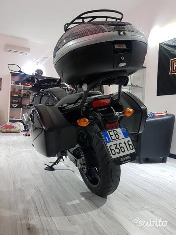 Honda Ctx 700 D Abs Neopatentati A2