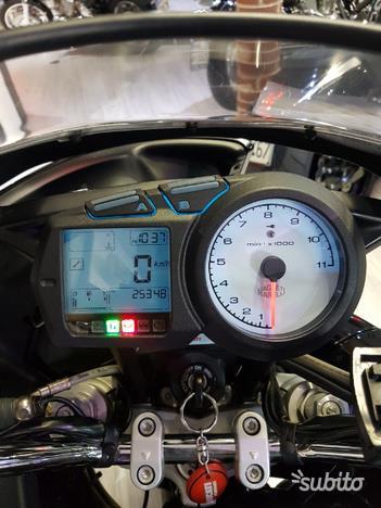 Ducati Multistrada 1000 Ds Nera