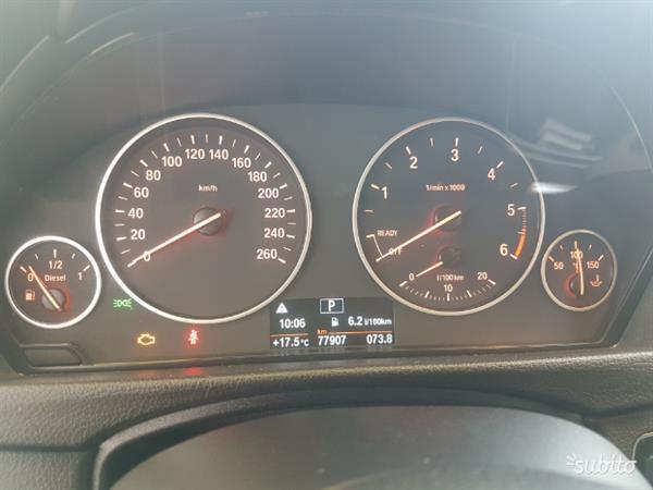 BMW Serie 3 Gran Turismo 318d (f34) Business Advantage Automatic