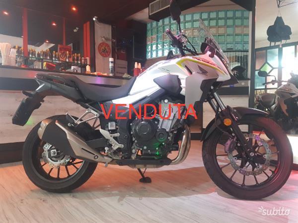Honda CB 500 X Abs Bianco Perla - 2019
