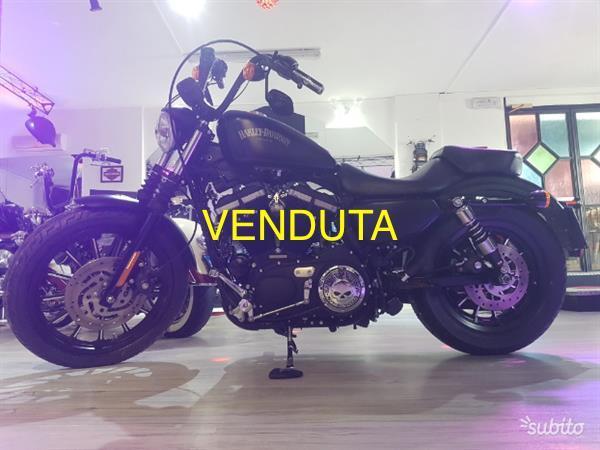 Harley - Davidson Sportster Xl 883N Iron Full Black