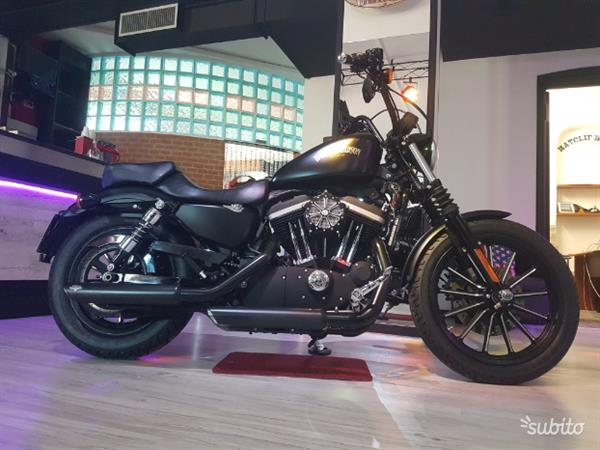 Harley - Davidson Sportster Xl 883N Iron Full Black