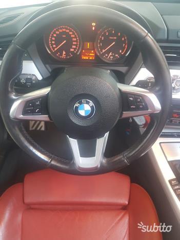 BMW Z4  sDrive 23i ( E89 ) Pelle Rosso Cartier