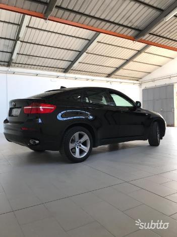 BMW X6 30d xDrive Automatica Full Pelle