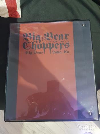 Big Bear Miss Behavin Special 1647 S&S Carburatore