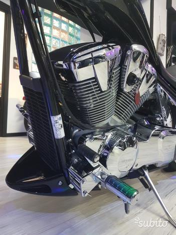 Honda VT 1300 Cx Fury Japan Chopper
