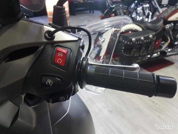 Honda Sh 300 i Abs Grey