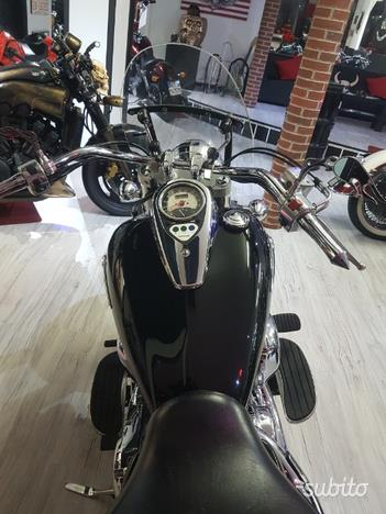 Kawasaki Vn 900 Classic Nera Full Optional