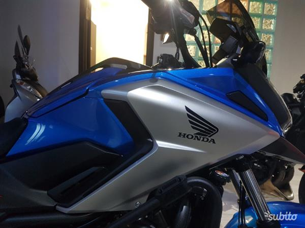 Honda Nc 750 X Abs Restyling