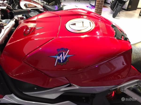 MV Agusta F4 1000 R Full Power Dtc Regolabile