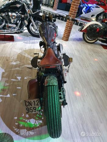 Harley-Davidson Softail Heritage Springer 1340 S&S Special