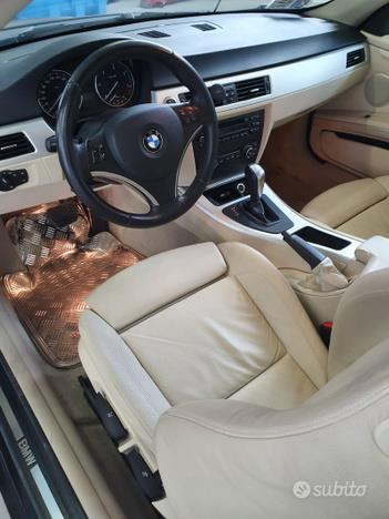 BMW 320d Coupe' (E92) 177Cv Automatic Full Pelle Beige