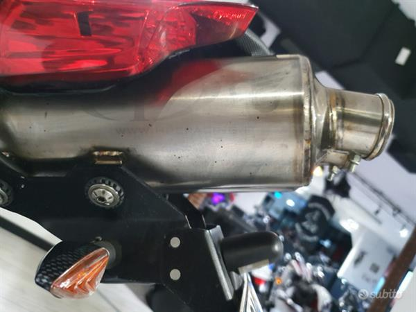 BENELLI TNT 1130 Tornado Naked 3 Sport Carbon