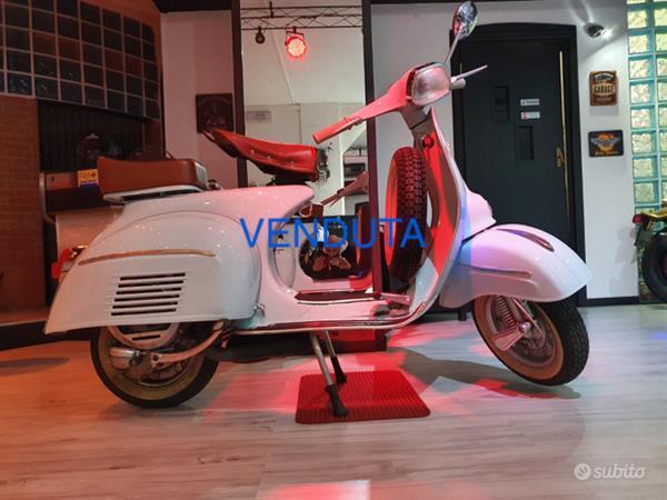 PIAGGIO VESPA 125 GT Anno 1967 Restaurata