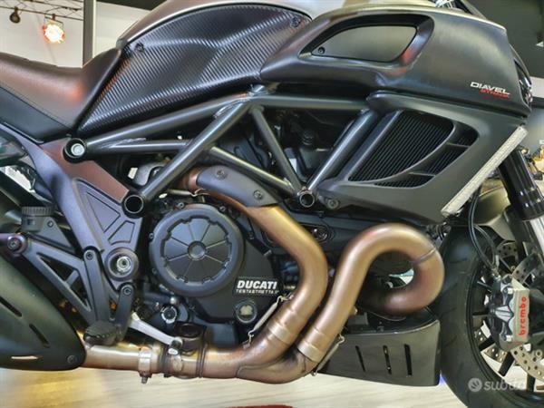 DUCATI Diavel 1200 ABS Strada 163 Cv