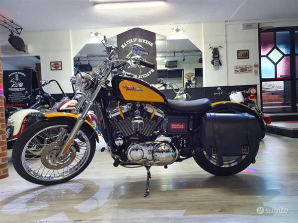 Harley-Davidson Sportster XL 1200 C Special Bi-Color Screamin Eagle