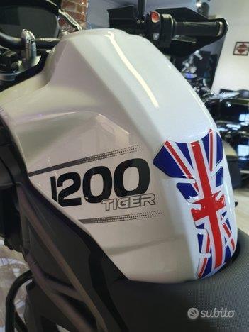 TRIUMPH Tiger 1200 Xcx My 2020 Bianco Perla