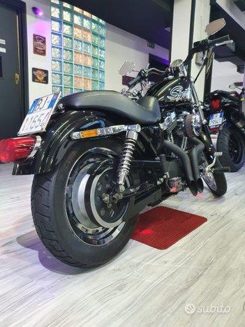 HARLEY-DAVIDSON Sportster Xl 1200 C Special Black