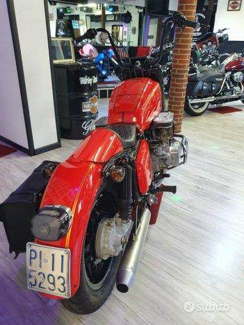 HONDA Glod-King 1100 Special Red Fire