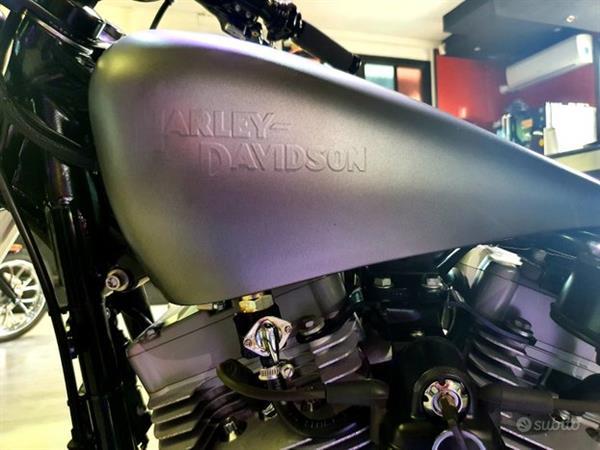 HARLEY-DAVIDSON SOFTAIL  ROCKER FXCW SPECIAL FULL GREY