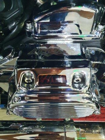 HARLEY-DAVIDSON WL ANNI 40 SPECIAL S&S 1600 YELLOW-CREM