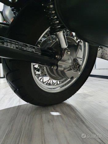 HONDA Shadow VT 750 Black Spirit