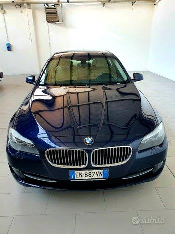 BMW 530d xDrive Berlina Futura Restyling Blue 258 Cv