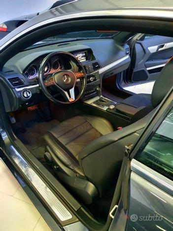MERCEDES-BENZ E220 CDI Coupe' BlueEFFICIENCY