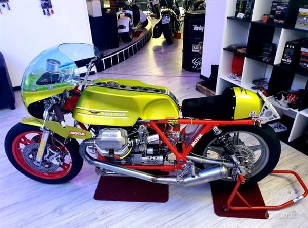 MOTO GUZZI SP 1000 II SPECIAL CORSE 1985