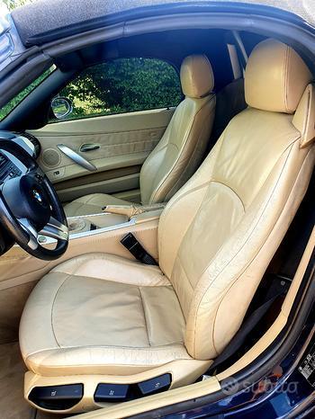 BMW Z4 ( e85 ) 2.0 Restyling Blue Full 150 Cv