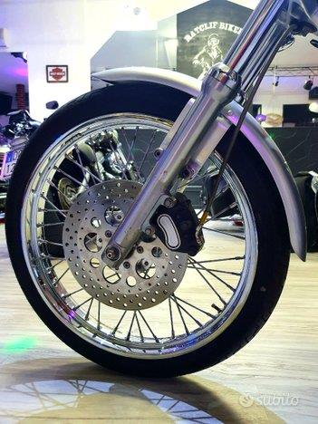 Harley-Davidson Sportster XL 883 C 100 Th Centenario