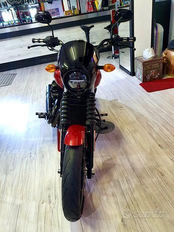 Harley-Davidson Street 750 Candy Rouge 34Kw