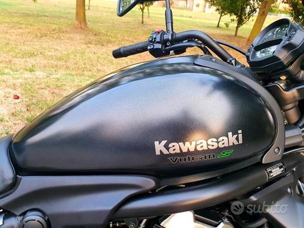 Kawasaki Vulcan S 650 Abs 2016